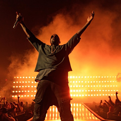 Kanye West, who releases new album Waves soon