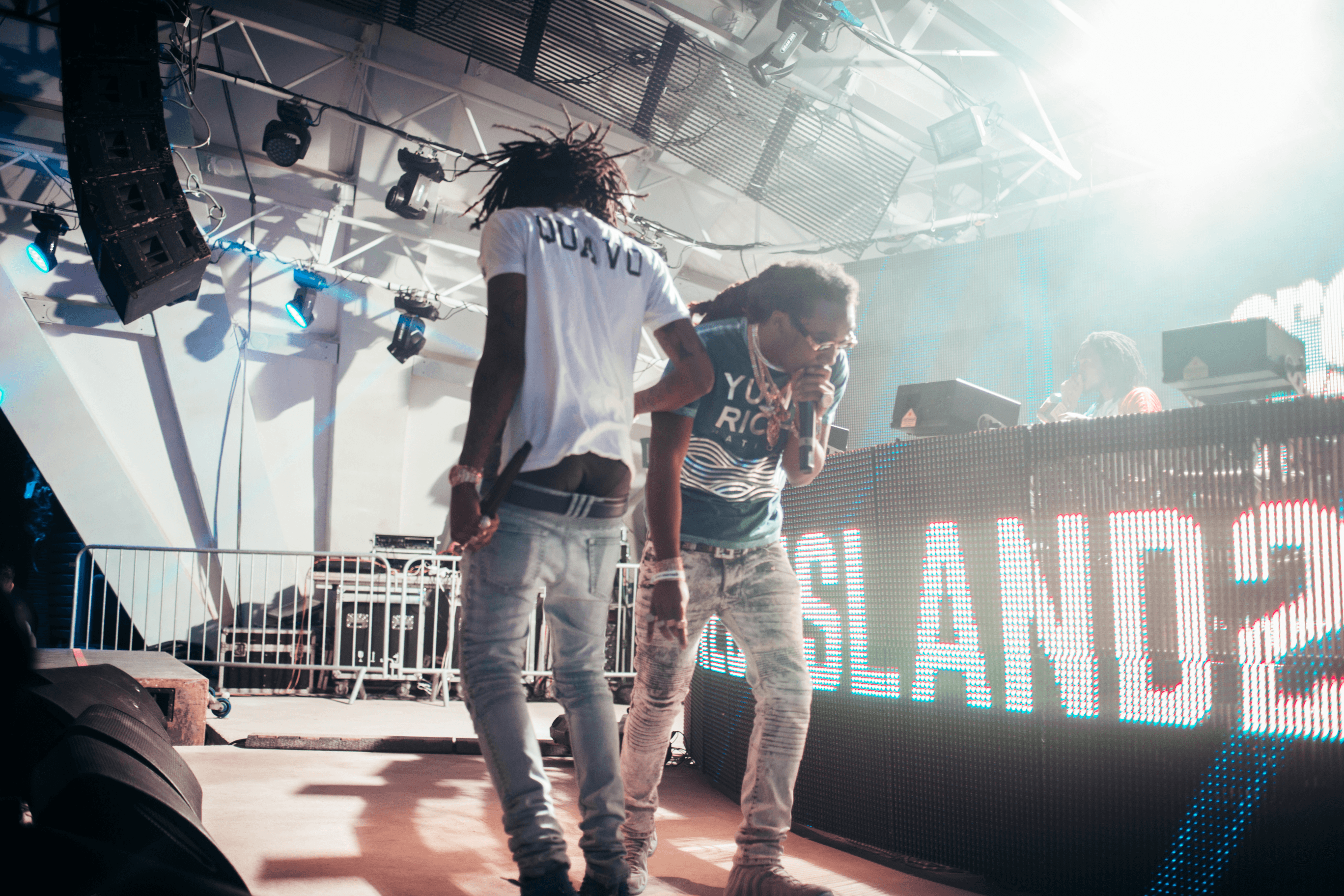 Migos shot by Ashley Verse – Loaded