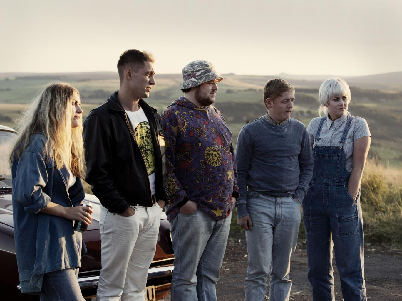 The cast of This Is England