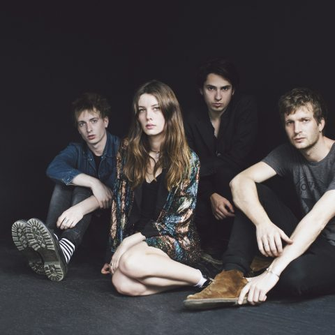 NME Awards winners Wolf Alice