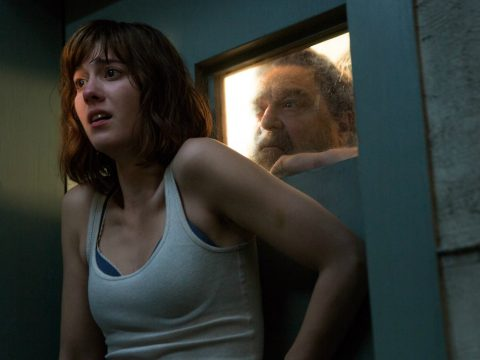 10 Cloverfield Lane Mary Elizabeth Winstead John Goodman