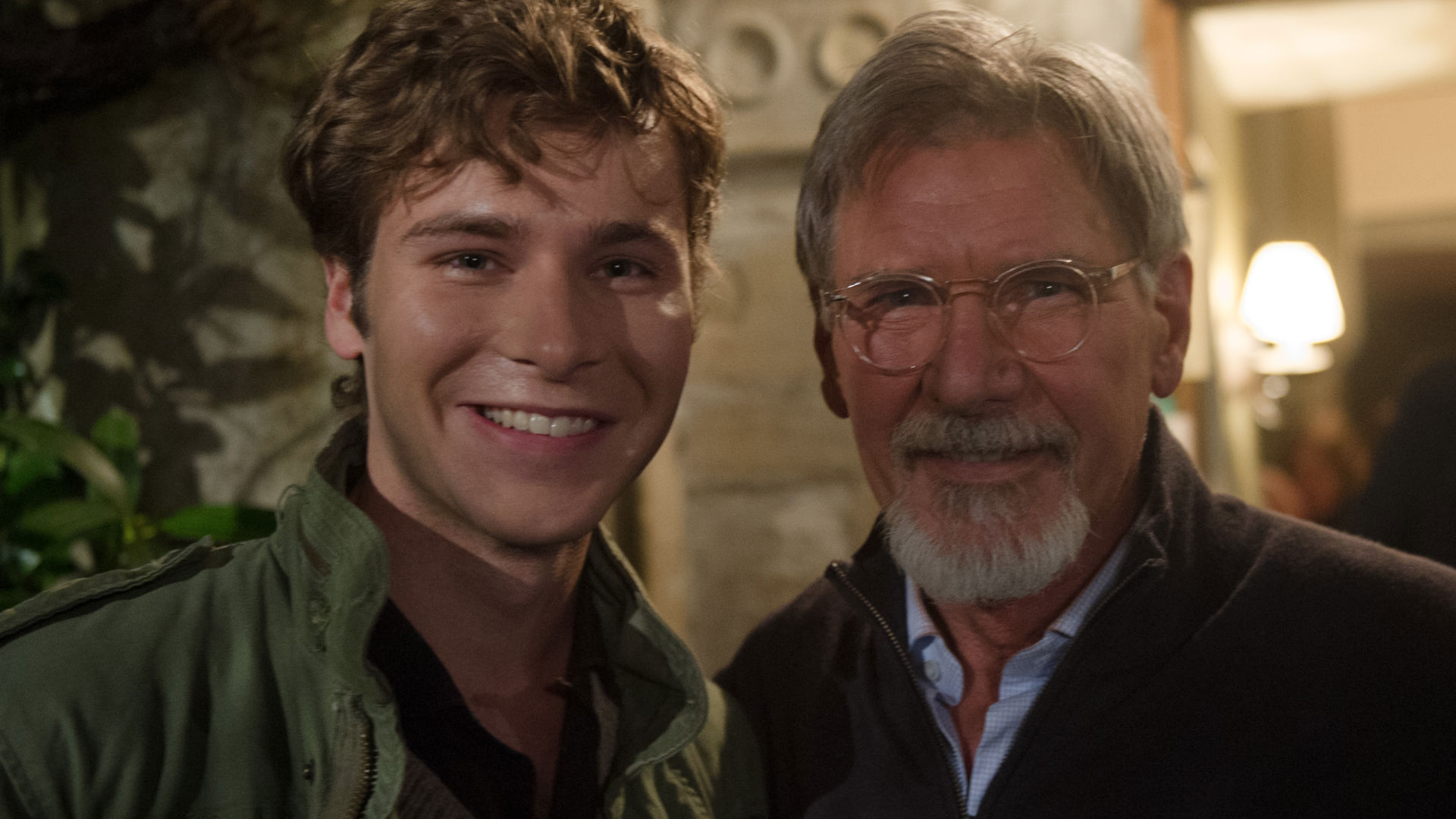 Anthony Ingruber Harrison Ford The Age Of Adaline