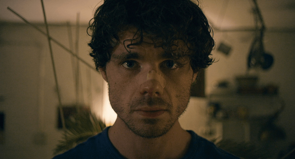 Matthew Needham in Stutterer
