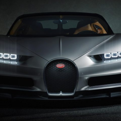 The Bugatti Chiron is the world's most powerful production car – Loaded