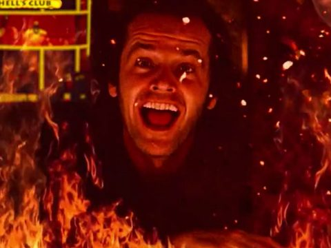Hell's Club: Another Night Jack Nicholson