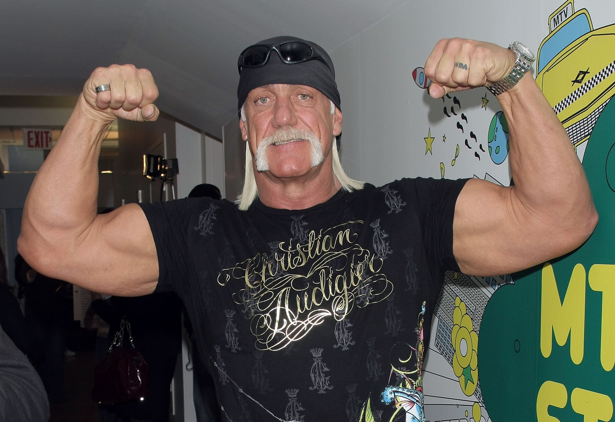 Hulk Hogan has launched a $100m lawsuit against Gawker