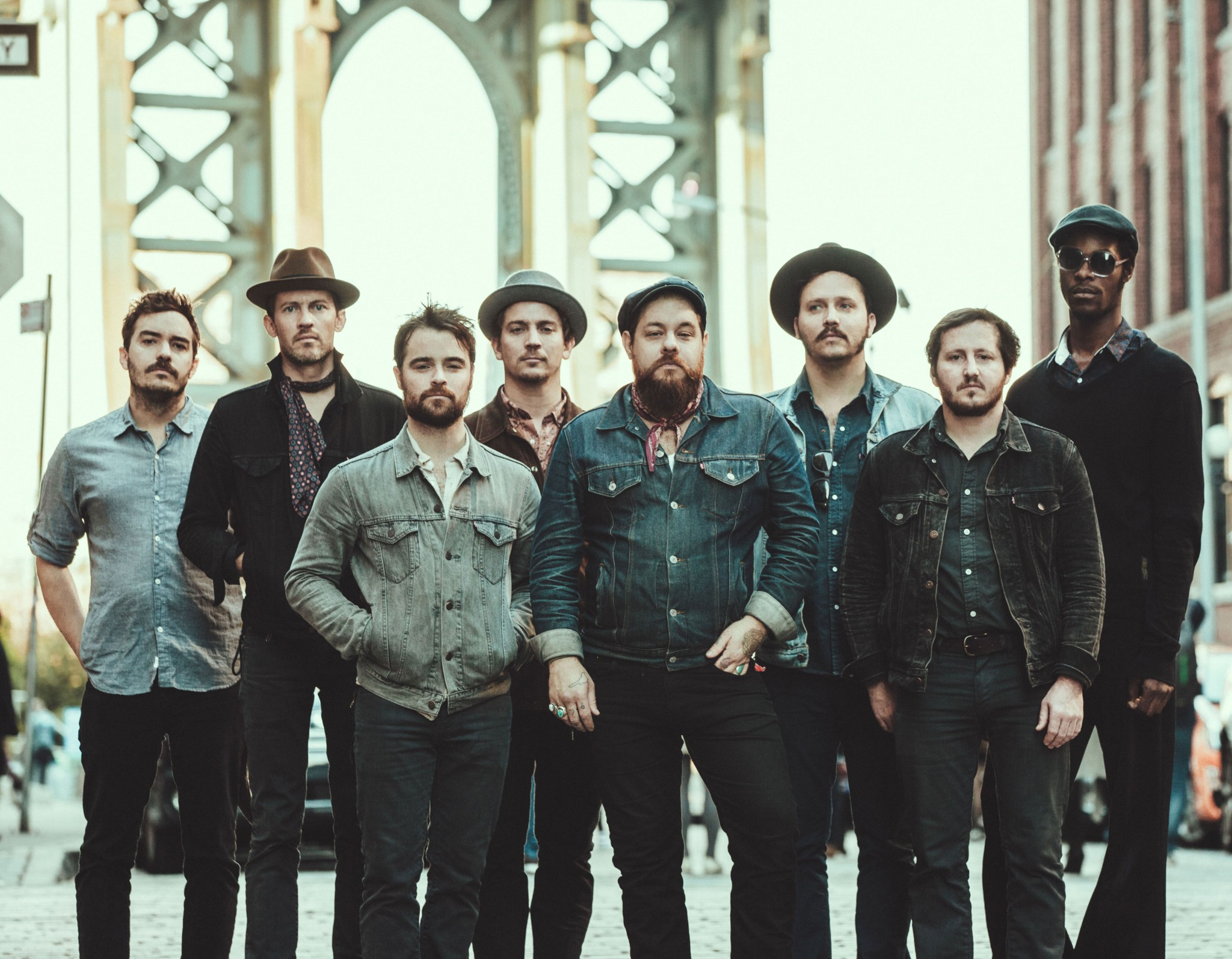 Nathaniel Rateliff And The Night Sweats play Latitude, T In The Park and Citadel festivals
