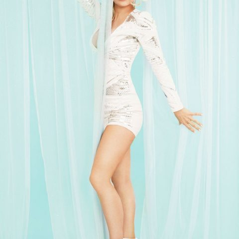 Pamela Anderson Missguided