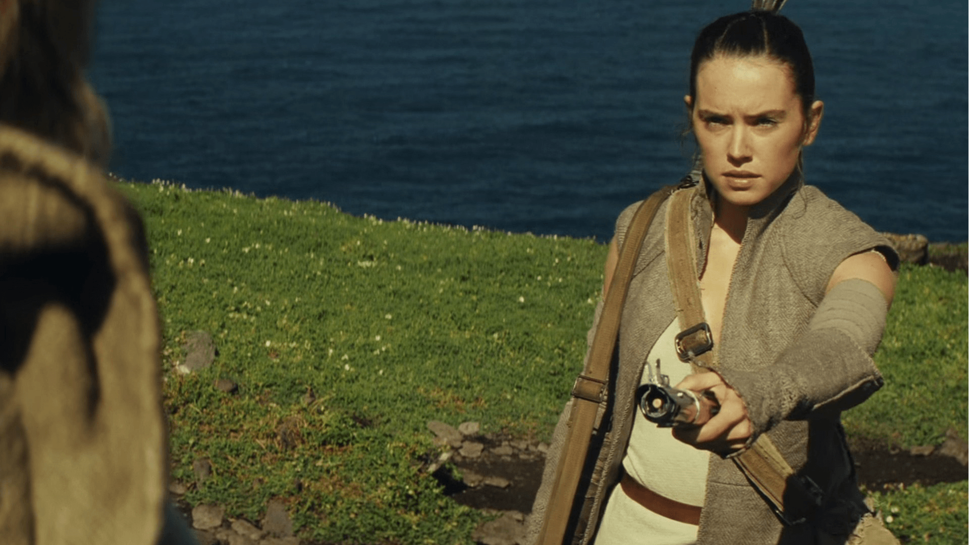 Star Wars Episode VIII Daisy Ridley