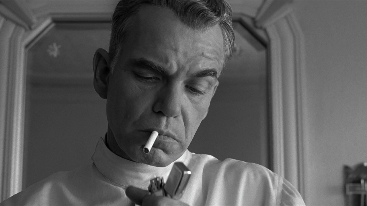 The Man Who Wasn't There Billy Bob Thornton