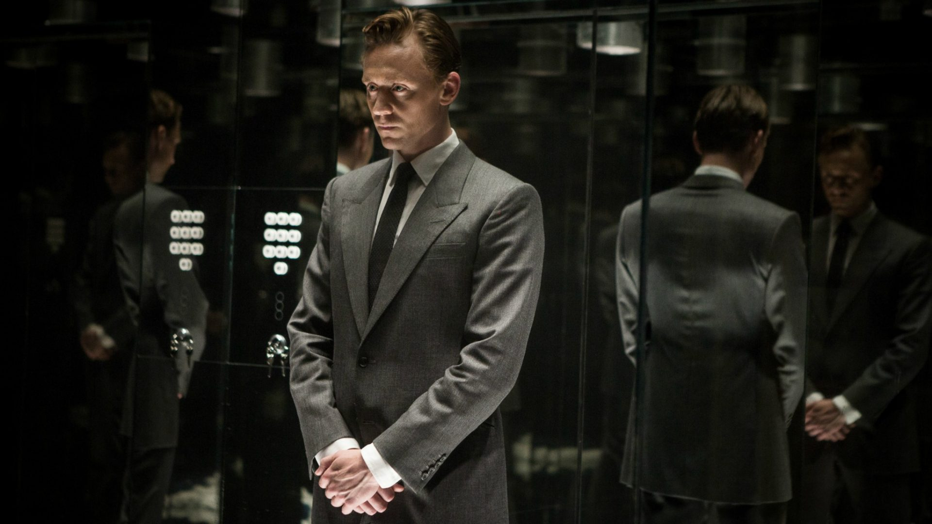Tom Hiddleston's James Bond audition in High-Rise