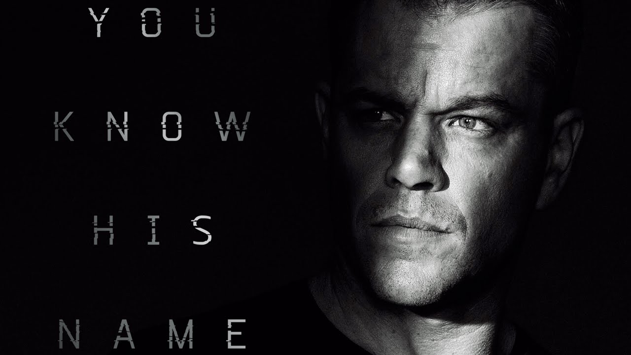 Matt Damon is back as Jason Bourne