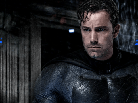 Batman v Superman Batcave Ben Affleck