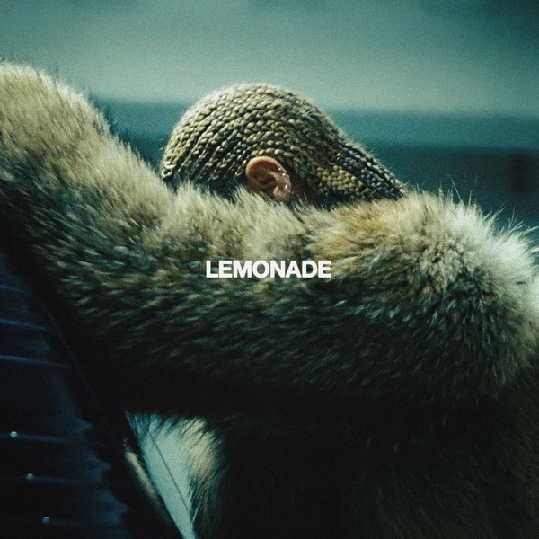 The cover of Beyonce's new album Lemonade