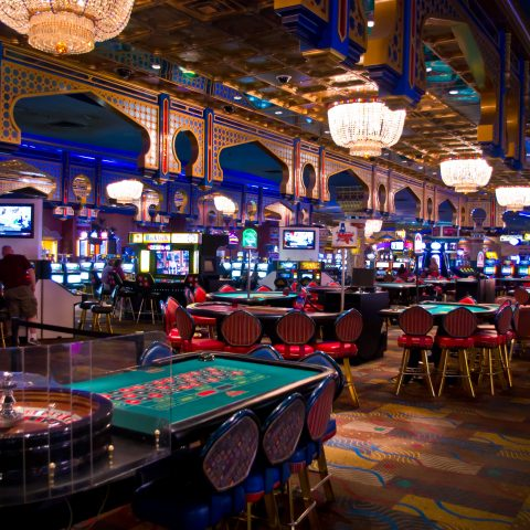 Casinos uncovered