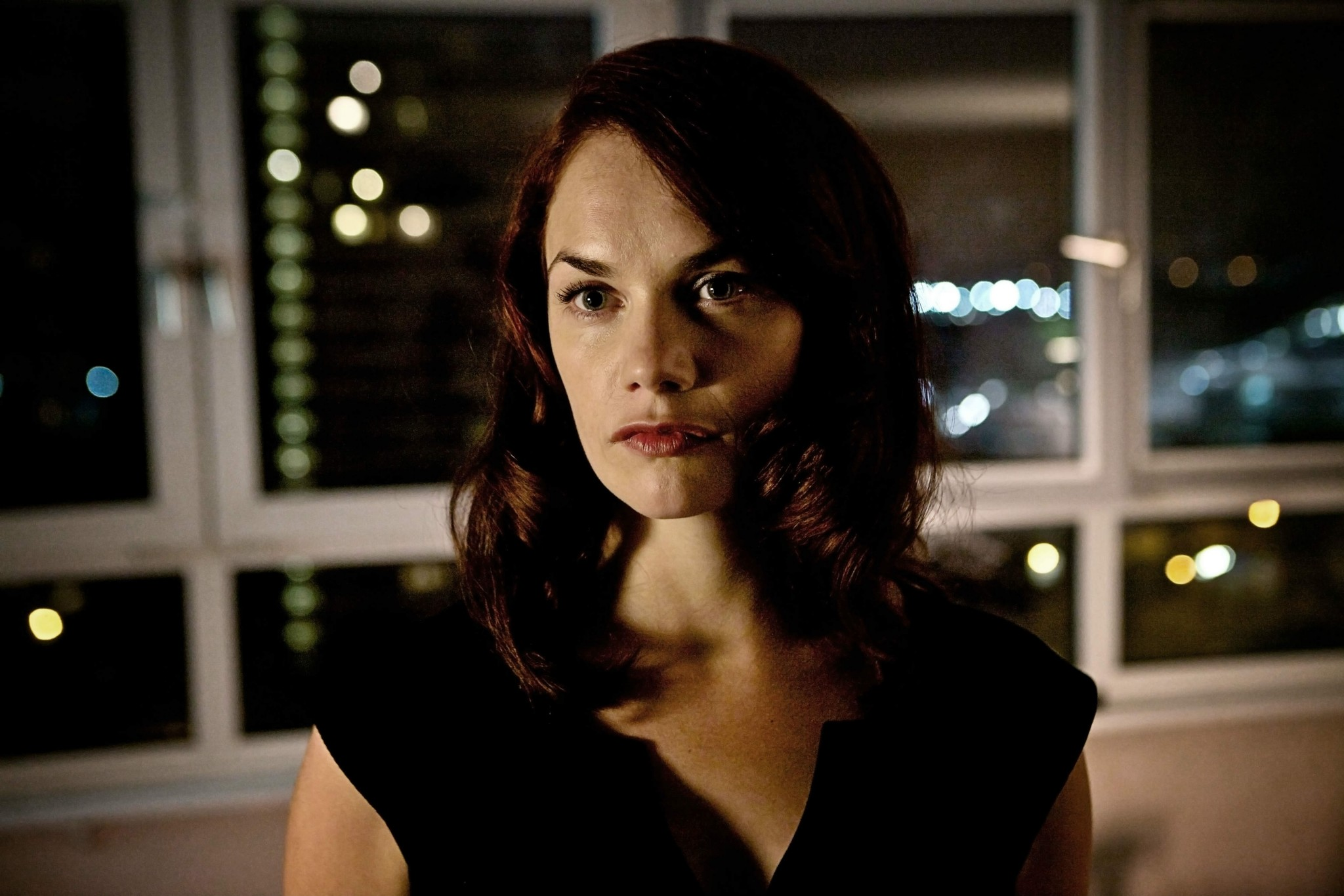 Ruth Wilson as Alice Morgan in Luther