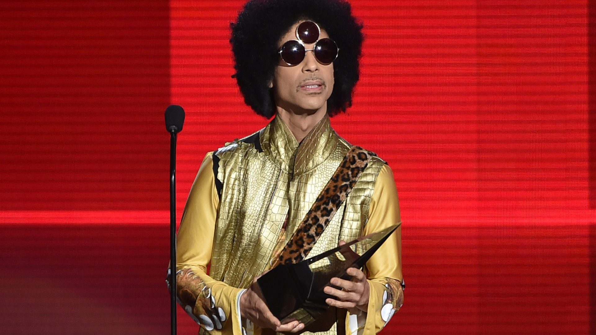 Late music great Prince