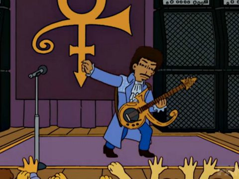 The Simpsons Prince