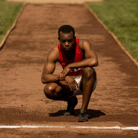 Stephen James as Jesse Owens in Race