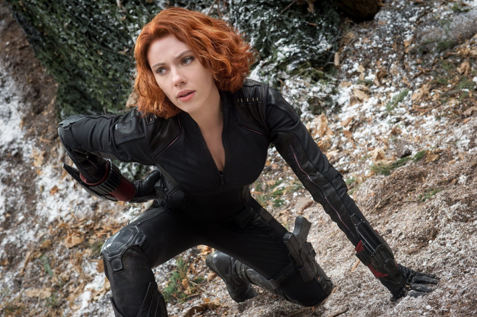 Scarlett Johansson Black Widow Avengers: Age Of Ultron