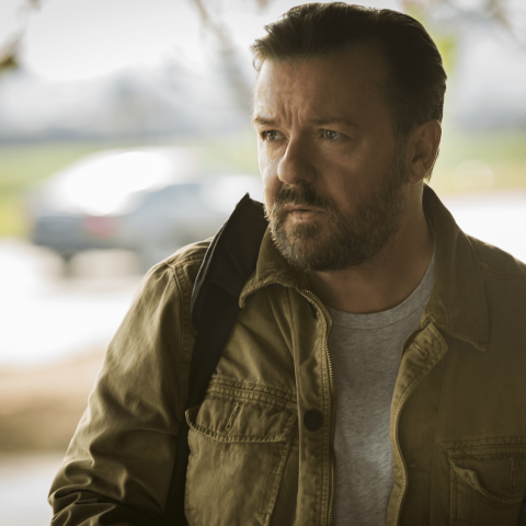 Ricky Gervais in Special Correspondents