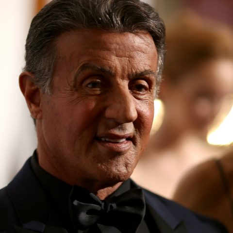 Sylvester Stallone at the Oscars 2016
