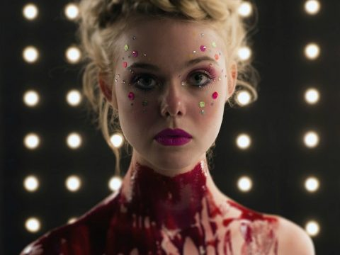 The Neon Demon Elle Fanning