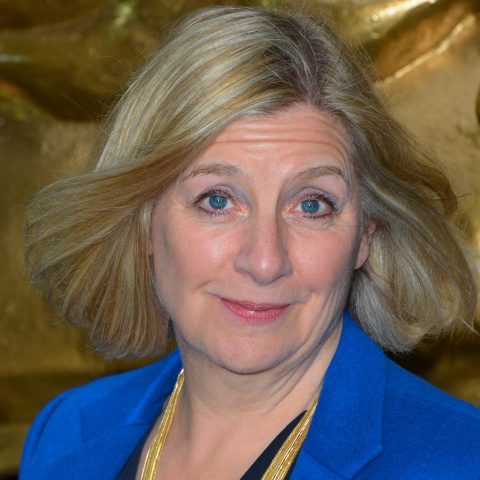 The late Victoria Wood
