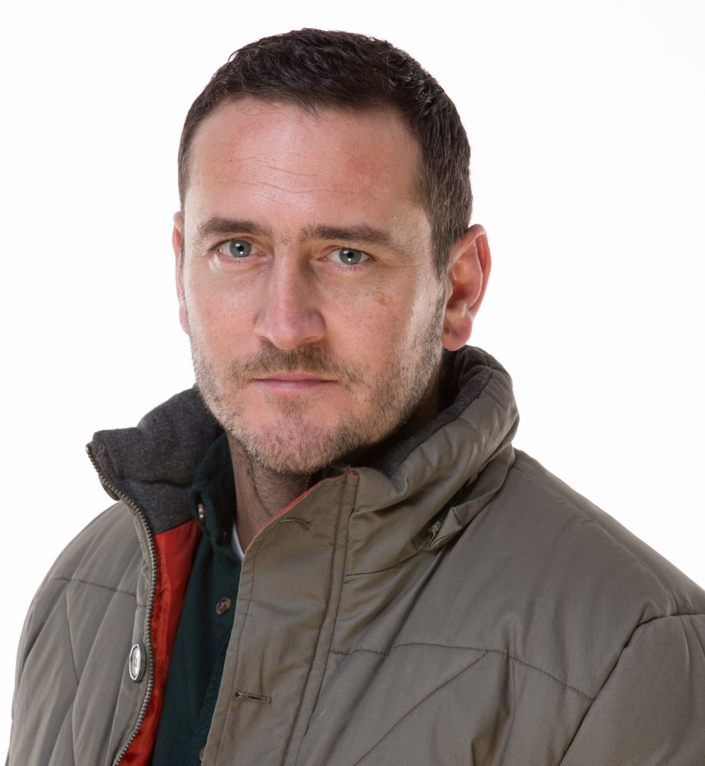 In The Club star Will Mellor