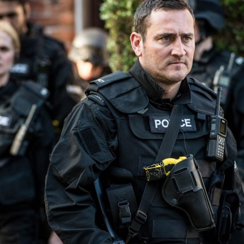 Will Mellor in Line of Duty