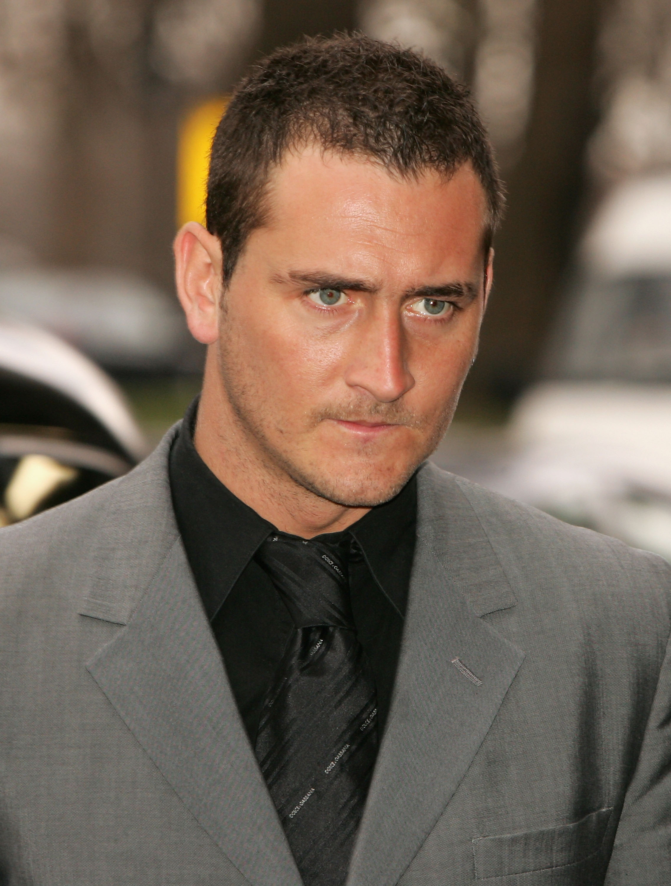 No Offence star Will Mellor
