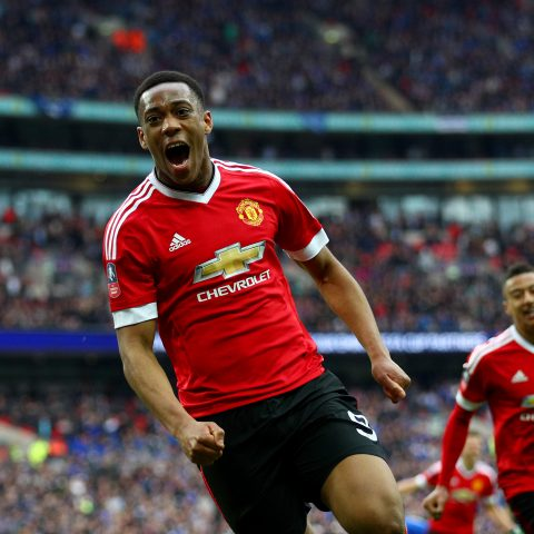 Good news Martial