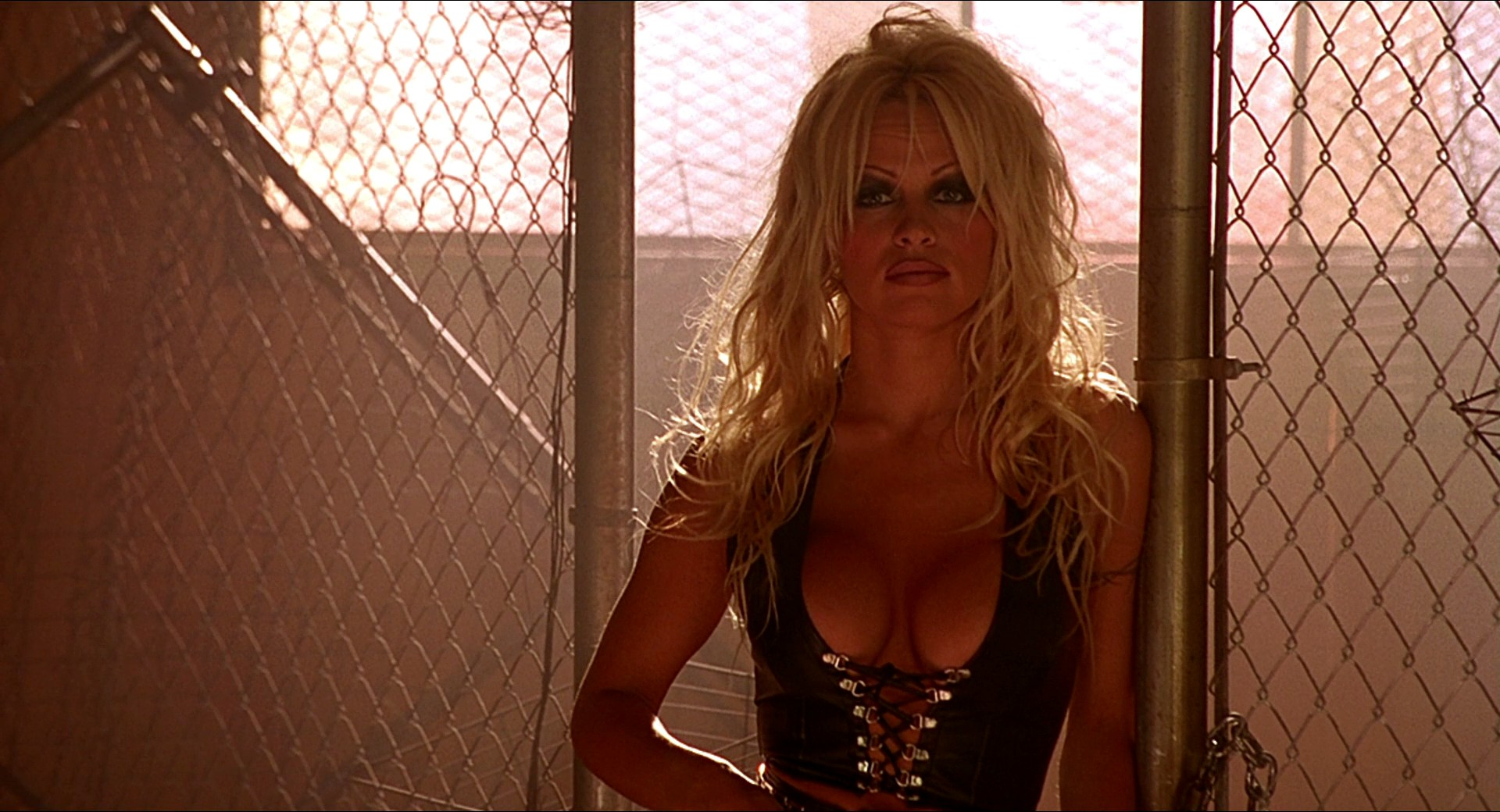Pamela Anderson in Barbwire