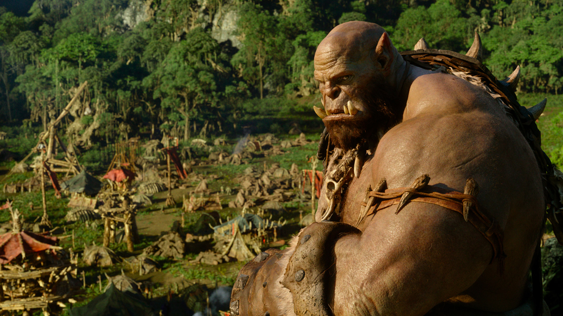 Is Warcraft racist?