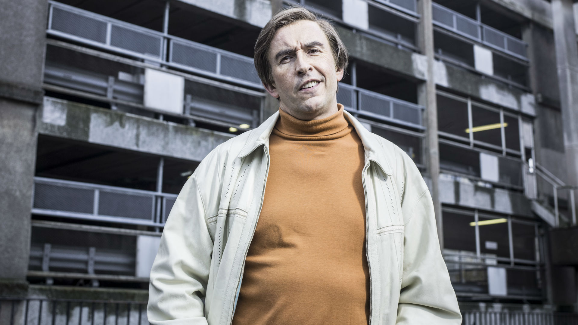 Alan Partridge's Scissored Isle