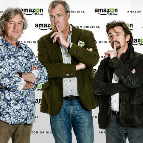 The Grand Tour Amazon Jeremy Clarkson