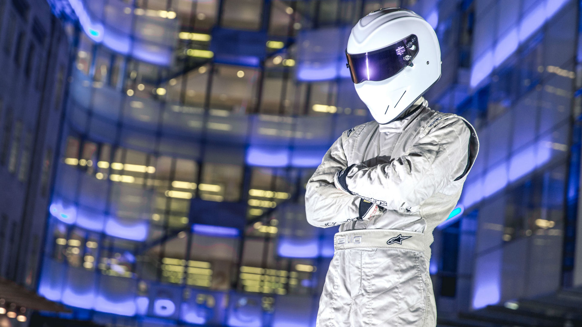 who is the stig top gear 39 s mystery driver revealed. Black Bedroom Furniture Sets. Home Design Ideas