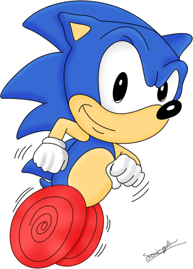Sonic the Hedgedog Loaded