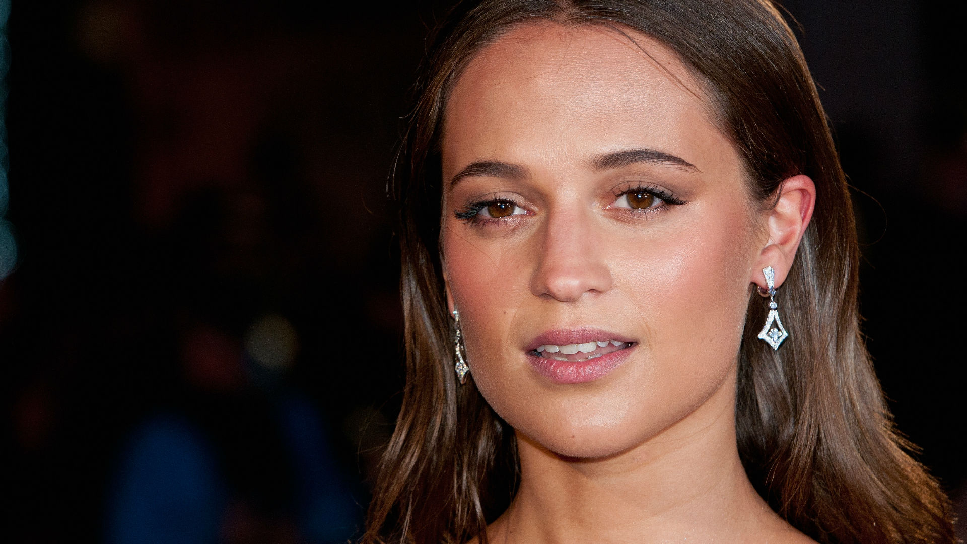 Tomb Raider star Alicia Vikander