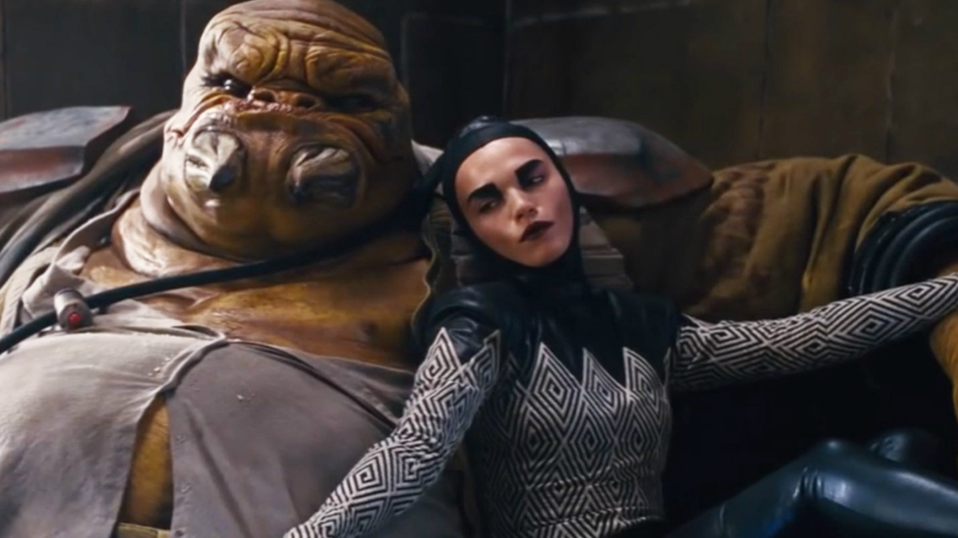 Anna Brewster in Star Wars: The Force Awakens