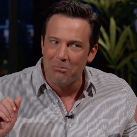 Ben Affleck on Any Given Wednesday
