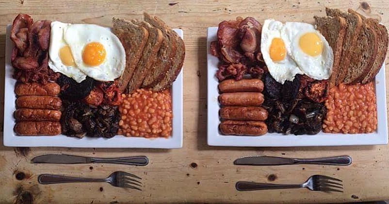 The Fry Up Police Ella Southall