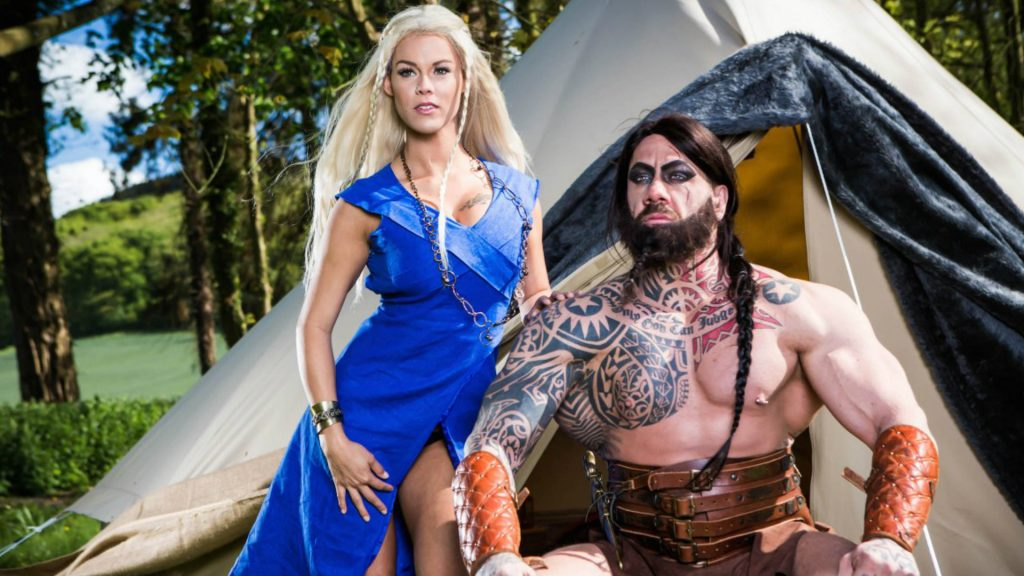 Game Of Thrones porn parody Storm Of Kings XXX