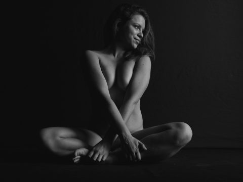 Rosie Rees Nude Yoga Instructor