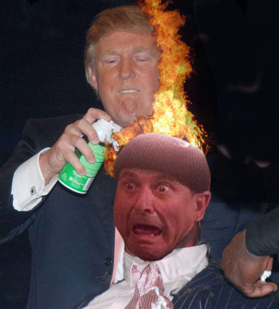 Donald Trump and Home Alone