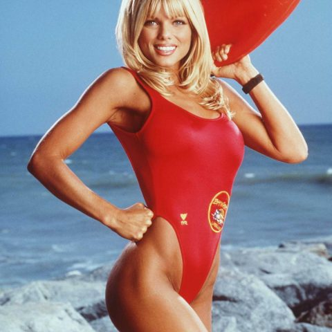 Donna Marco from Baywatch.