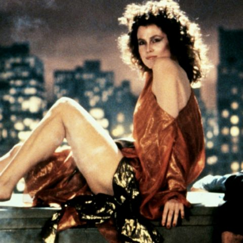 Sigourney Weaver in Ghostbusters