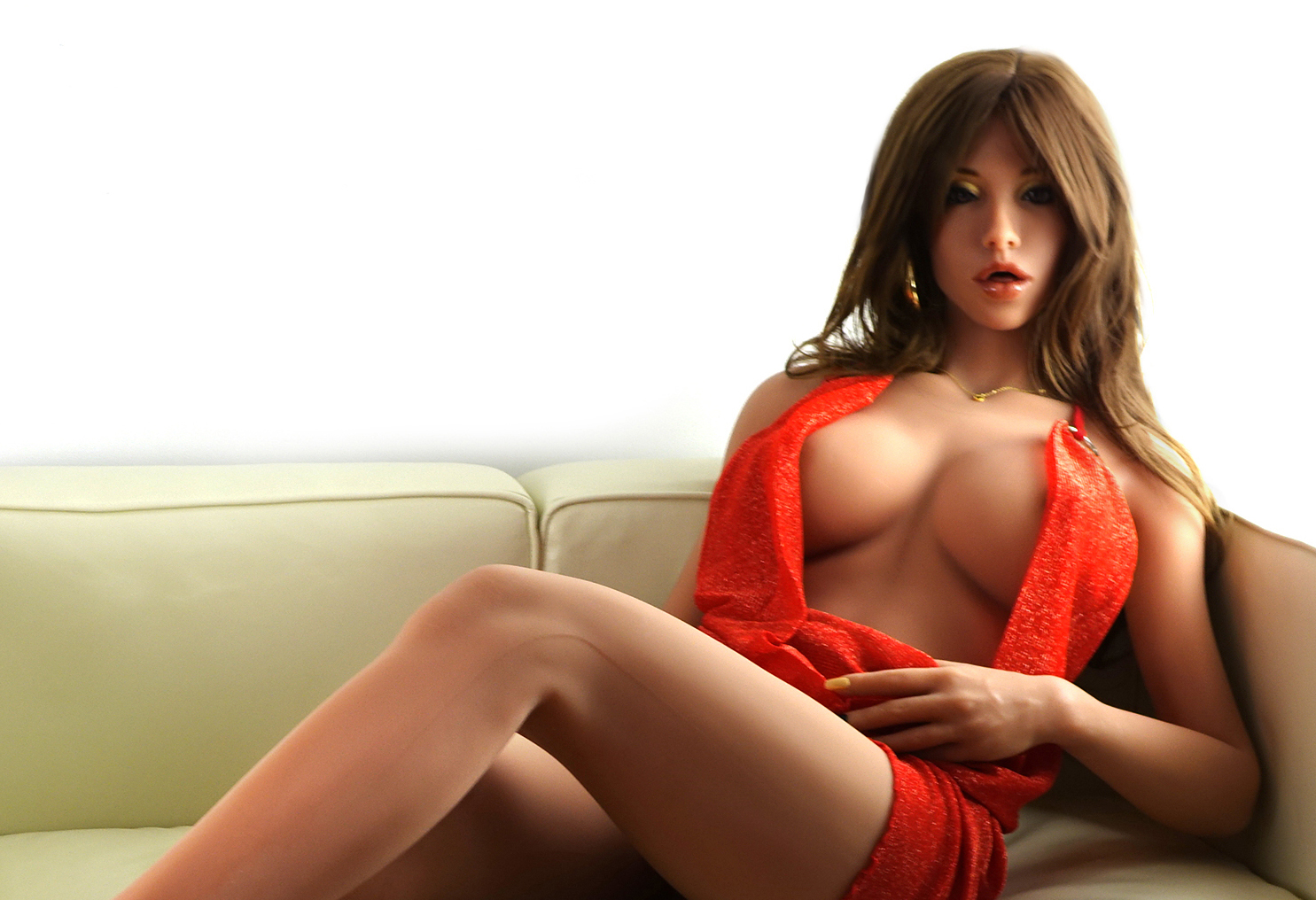 Sex Silicone Doll 39