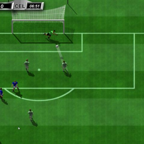 Sensible Soccer rebooted as Sociable Soccer