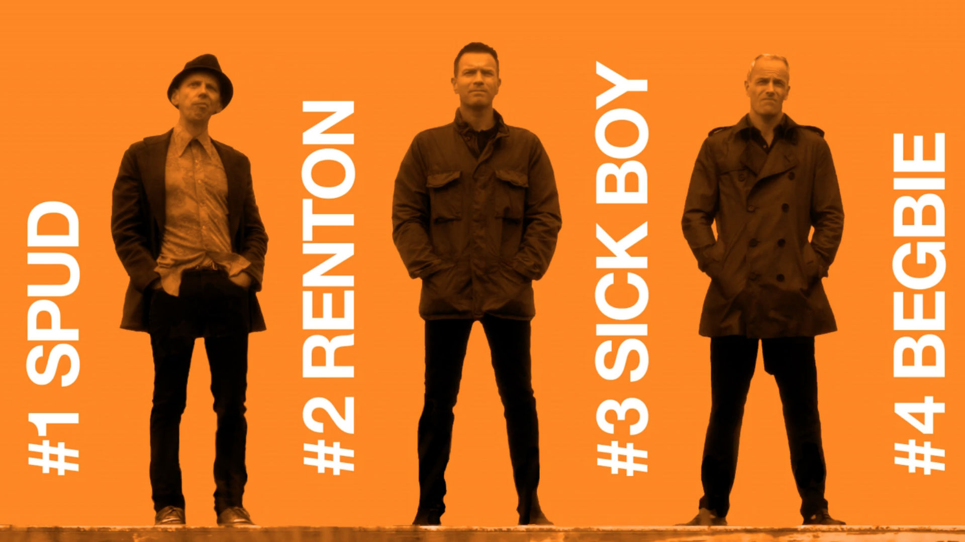 T2: Trainspotting 2 trailer
